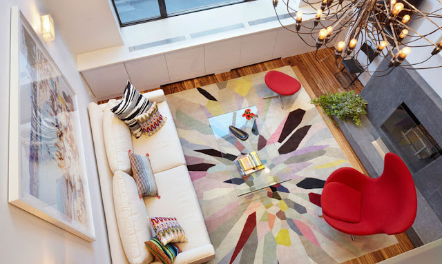 ruang tamu minimalis elegan