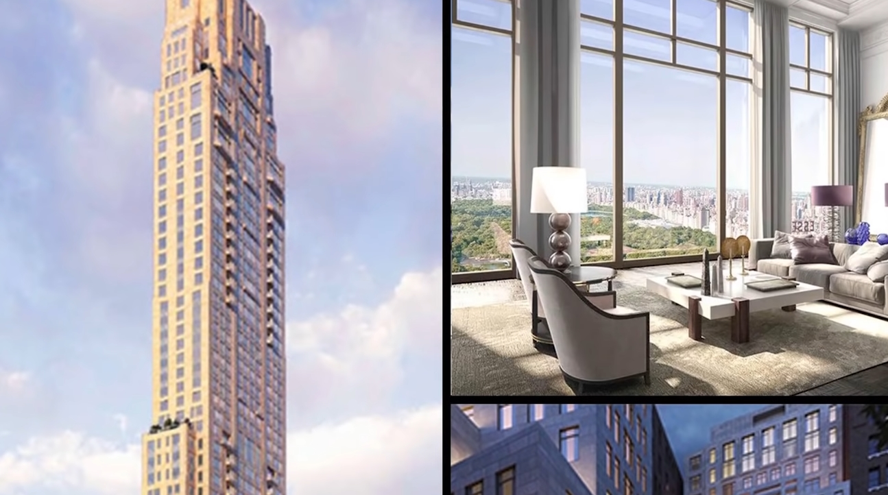 2020 World's Most Expensive Penthouses vs. Luxury Interior Design Tour
