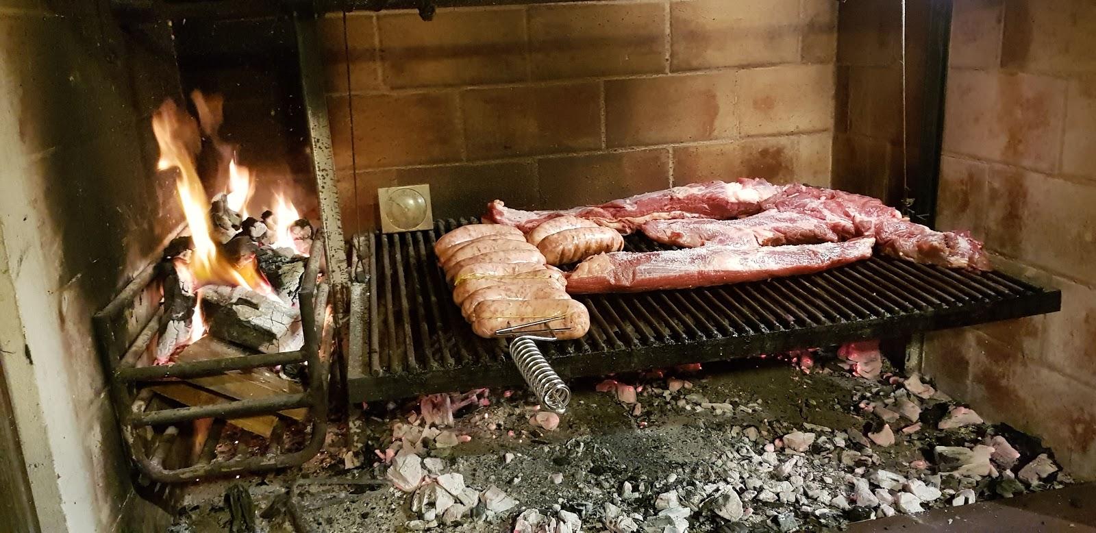Argentinean asado