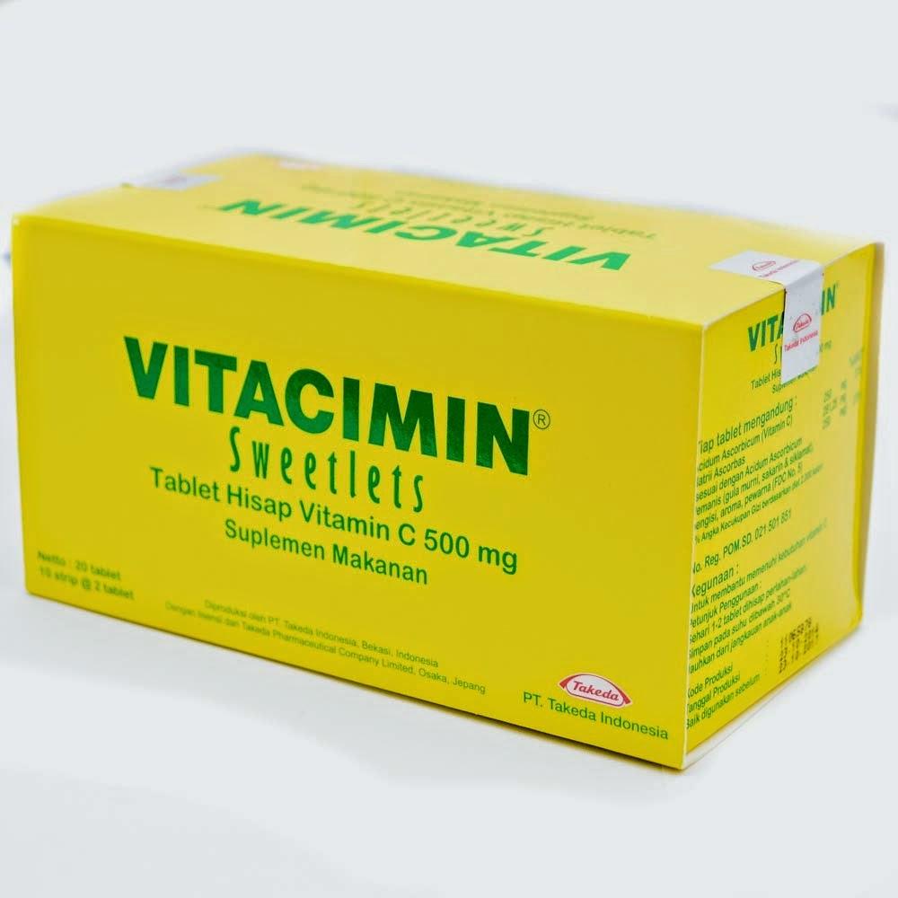 Vitacimin Sweetlets
