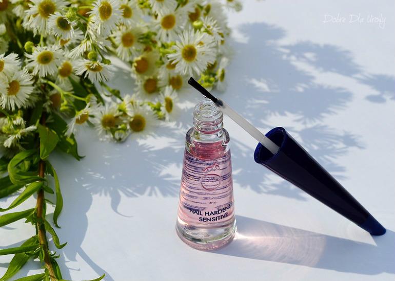Herome Nail Hardener Sensitive - Odżywka utwardzająca paznokcie w 21 dni