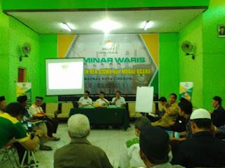 Sebanyak  63 Pedagang Kecil di Kota Cirebon Mendapat Kuncuran Modal Dari Baznas