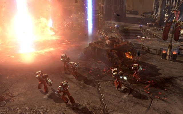 Dawn of War in Trouble as THQ Files for Bankruptcy