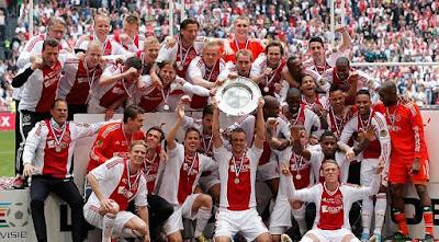Daftar Juara Liga Belanda