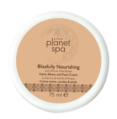 Planet Spa Blissfully Foot & Elbow cream