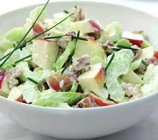 american waldorf salad recipe