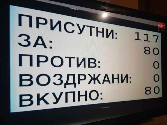 Zahlenspiele in Mazedonien: Zweidrittel oder Zweidrittelmehrheit?