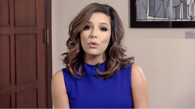 Eva Longoria Calls Out Mike Pence for His 'That Mexican Thing' Comment
