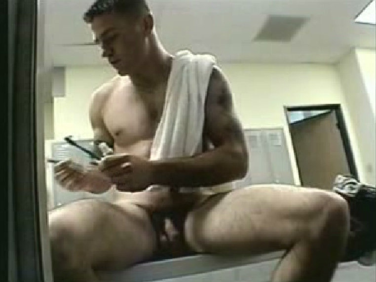 Naked Men In The Locker Room 43