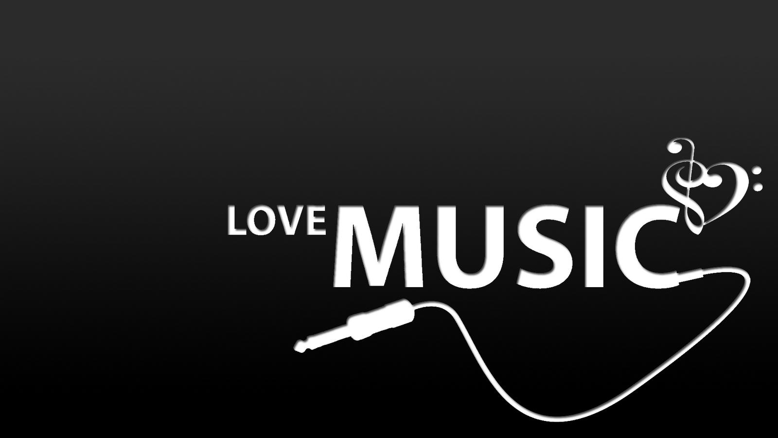 HD Wallpapers: Love Music