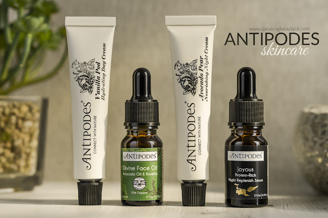 Antipodes moisture boost and anti-aging minis review