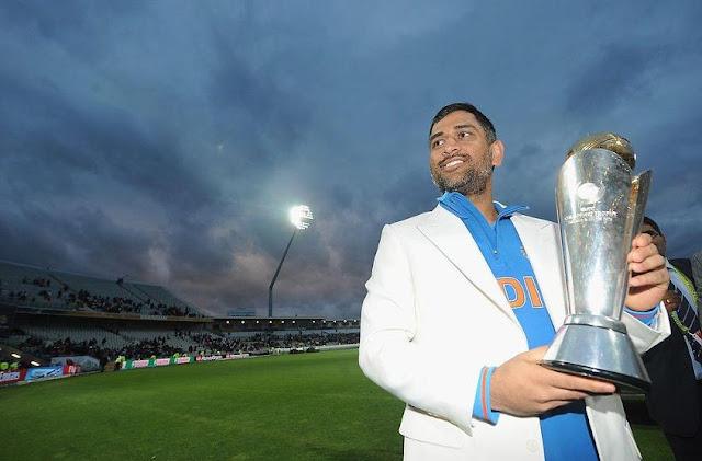 MSD, Dhoni, ICC Champions Trophy 2017