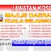 Job Vacancy at MDKS - Majlis Daerah Kuala Selangor