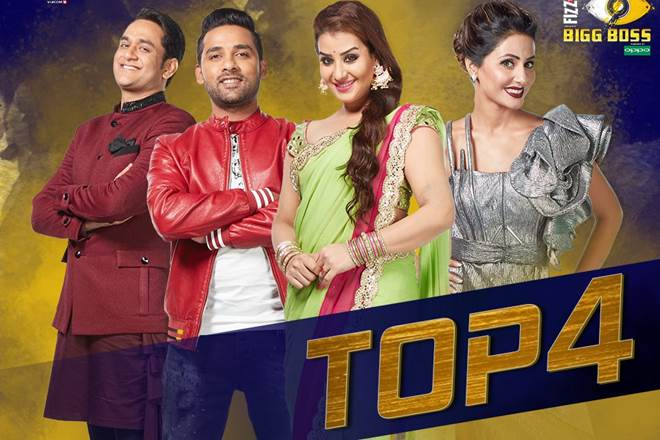 LIVE UPDATE Shilpa Shinde is Bigg Boss 11 Winner