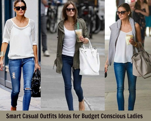 4 Smart Casual Outfits Ideas for Budget Conscious Ladies