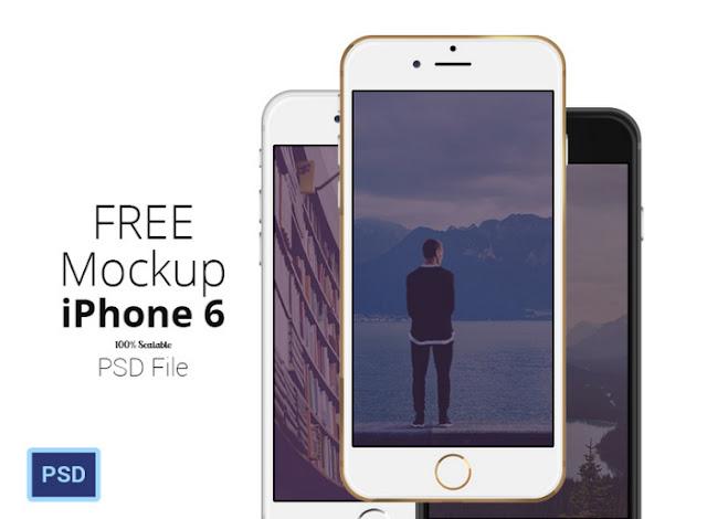 موك أب Free Photoshop Mockup Templates PSD مجانا للتحميل - دروس4يو Dros4U