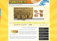 Παρουσίαση της εταιρείας υλικών συσκευασίας Sunny Pack