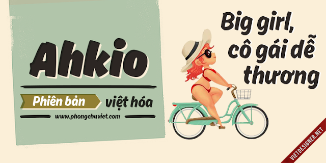 [Brush Script] Ahkio Việt hóa