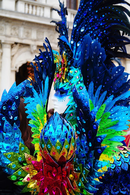 carnevale venezia maschere