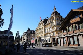 Street View di Interlaken