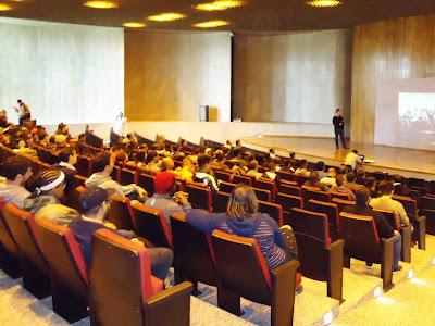 Sense participa de evento na Fatec