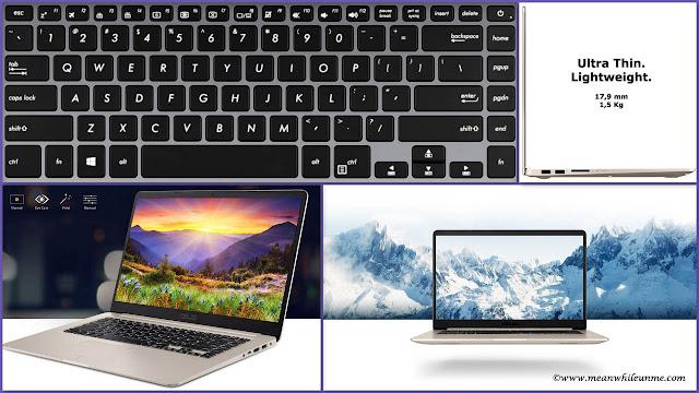Fitur ASUS VivoBook S sebagai Teman Setia Travel Blogger