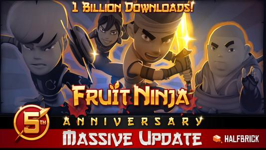 Fruit Ninja Bonuses