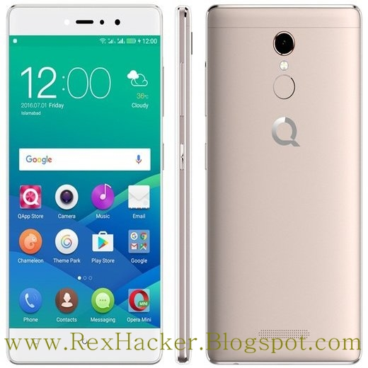 Qmobile Z12 pro specifications and price in pakistan