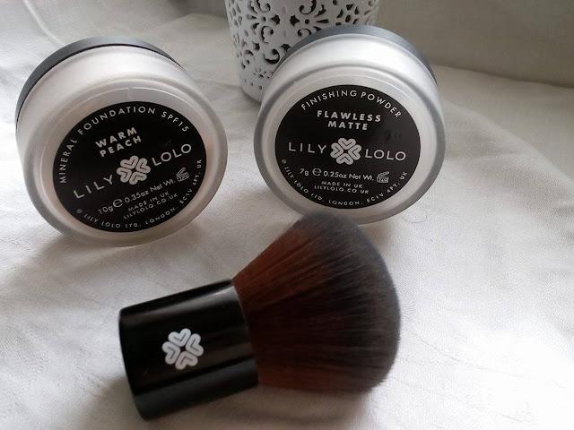Super Kabuki Lily Lolo - Mój ulubiony pędzel