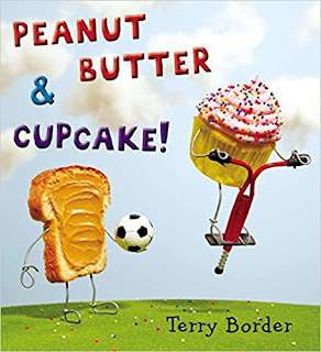 Peanut Butter & Cupcake book cover