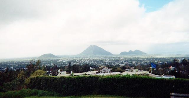 Mauritius Cities