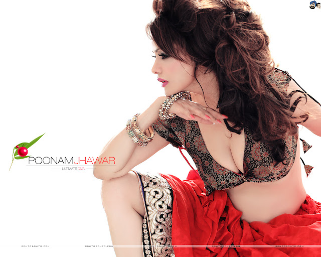 Sexy Wallpapers Of Poonam Jhawar