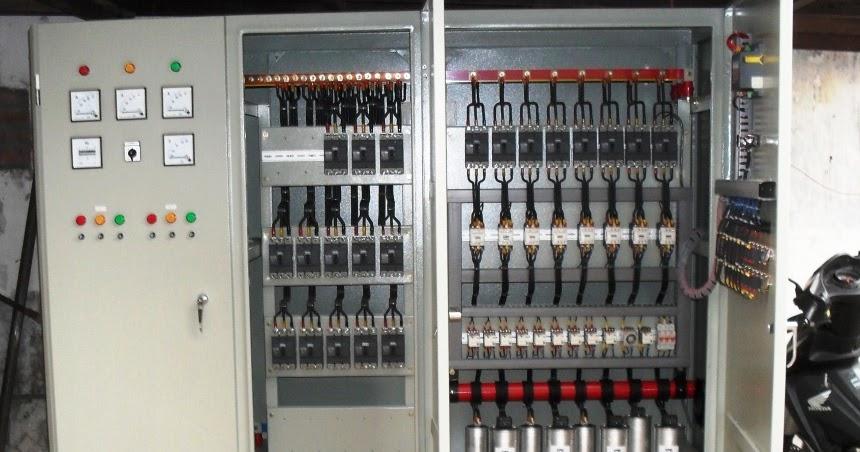 Wiring Diagram Panel Ats Dan Amf