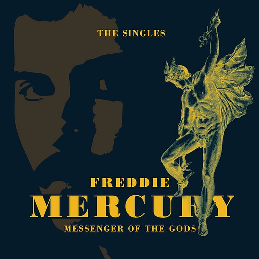 FREDDIE MERCURY - Messenger Of The Gods; The Singles Collection (2016) full