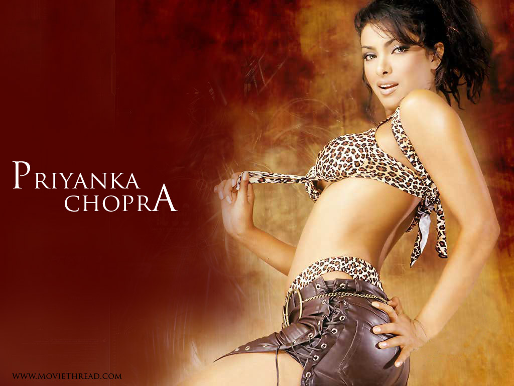 Desktop Wallpapers: Hot Wallpapers Of Priyanka Chopra Part 1