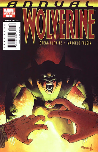 Wolverine: The Death Song of J. Patrick Smitty (One Shot) – Truyện tranh