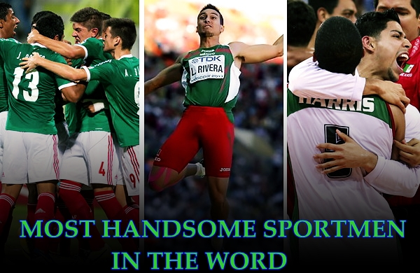 5 Most handsome sportsman in the world 2018