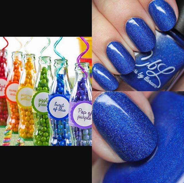Colors by Llarowe Gumballs!
