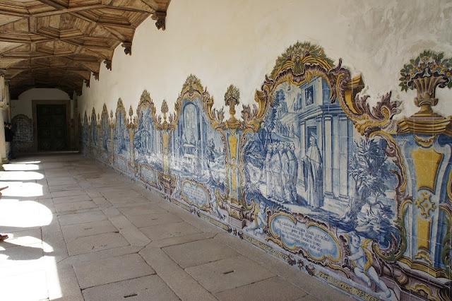 História do Mosteiro de Tibães em Braga
