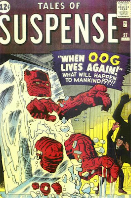 Tales of Suspense #27, Oog