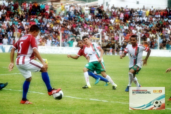 Intermunicipal: TVE transmitirá jogo entre Camamu x Itabela neste Domingo (27)