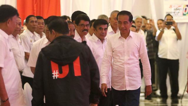 Ahli 'Operasi Senyap' di Balik Tim Pemenangan Jokowi-Maruf Amin