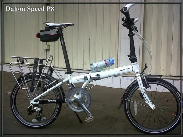 Sepeda lipat Dahon Speed P8 Harga Rp 4.200.000, Toko