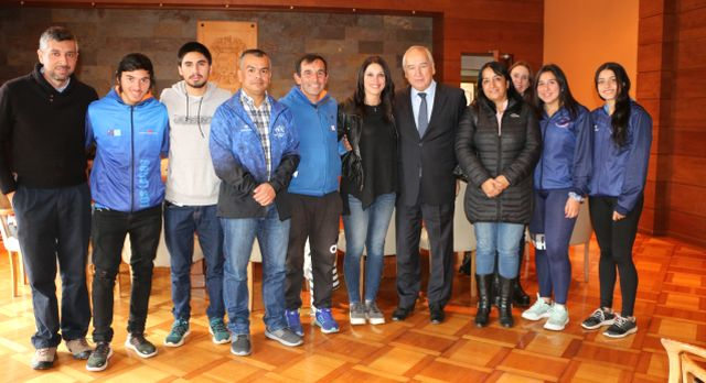 Municipio apoyará a atletas de alto rendimiento en Osorno