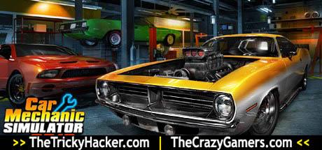 Car Mechanic Simulator 2018 Download PC Game Free + Crack