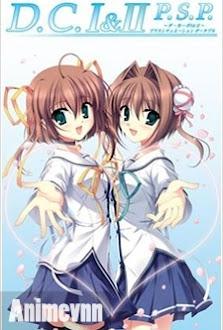Da Capo: D.C. I & II P.S.P. OVA - Anime 2010 Poster