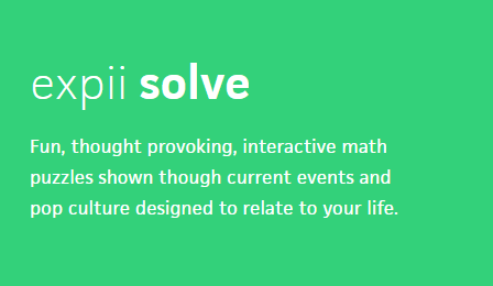 Free technology for teachers expii solve fun and challenging expii solve fun and challenging mathematics exercises voltagebd Images