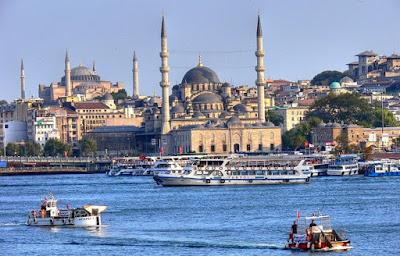 Paket Tour Turki September 2021
