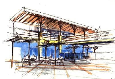Taller josima 1 expresi n gr fica en arquitectura for Tecnicas de representacion arquitectonica pdf