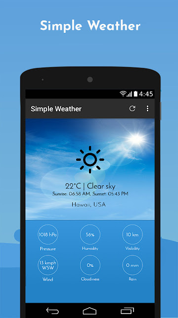 simple weather, weather today, weather, weather forecast, live weather, météo,
